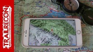 How to use Google Maps Offline – Trail Navigation Tip