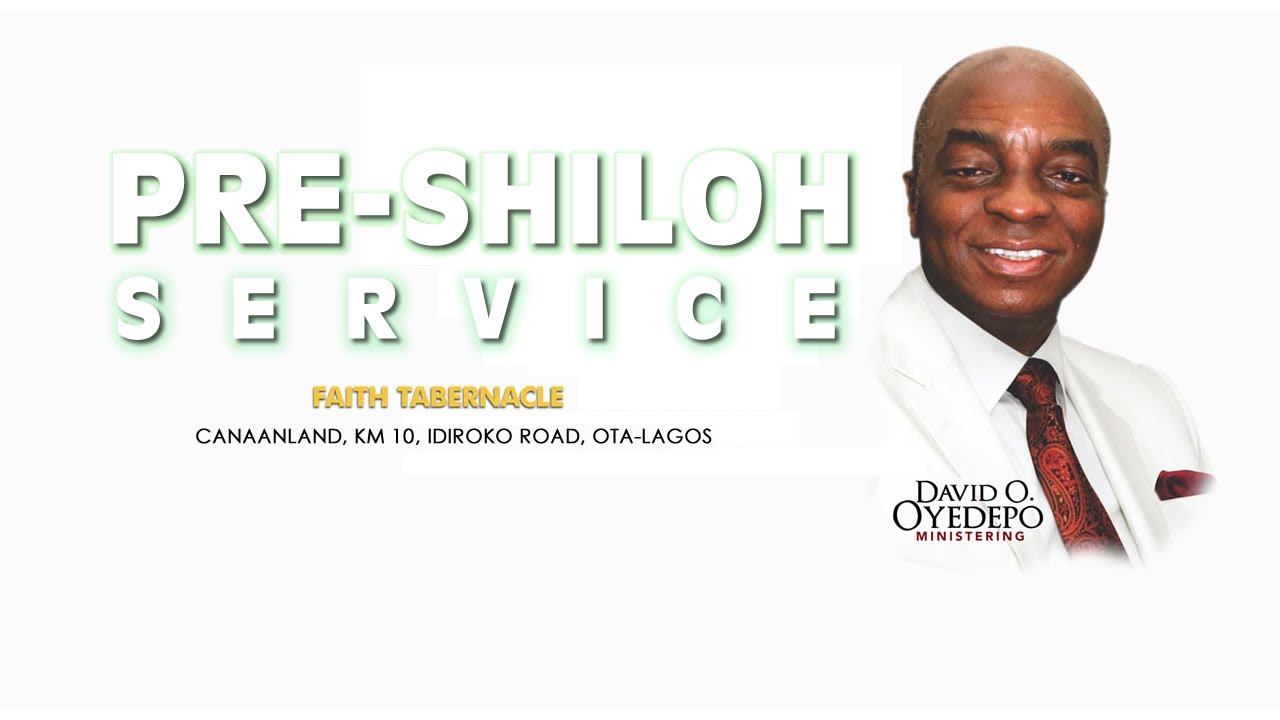 Winners Chapel Sunday Service 6th December 2020 with David Oyedepo