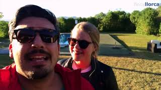 Video Tiffany und Philipp auf der Finca Pollentia