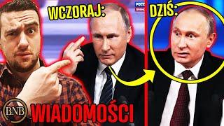 Putin NIE WIERZY! Rosyjskie konta ZABLOKOWANE | WIADOMOŚCI