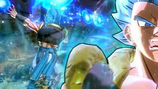 SSGSS Gogeta, STRONGER After EVERY FIGHT! Dragon Ball Xenoverse 2