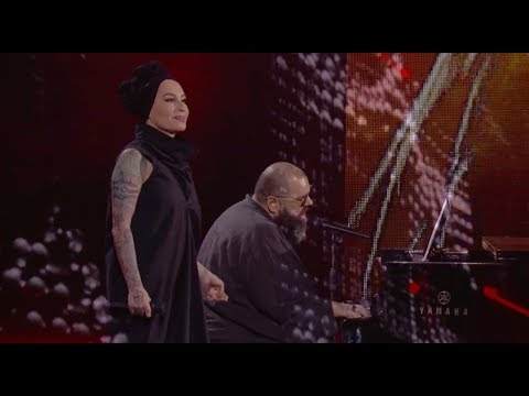 """Наргиз и Максим Фадеев - Вдвоём.  """"Золотой граммофон"""" 2017 г."""