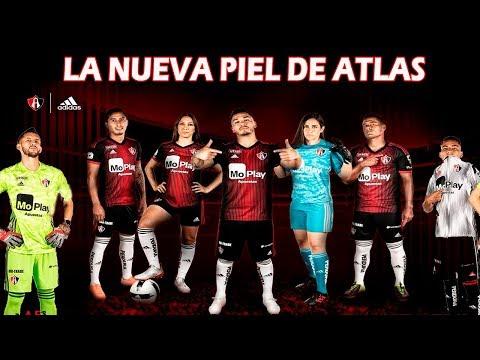 Conoce el Espectacular uniforme de ATLAS para el Apertura 2019 | TR En Vivo