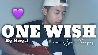 One Wish X Cover By Justin Vasquez