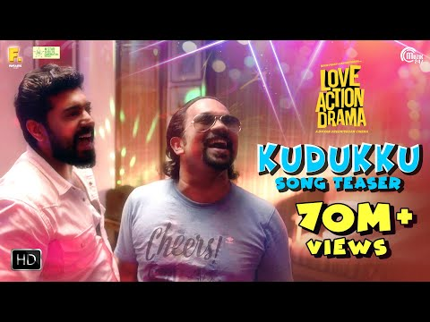 Kudukku Song Teaser - Love Action Drama