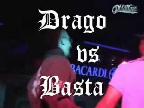 Basta vs Drago / Баста против Драго