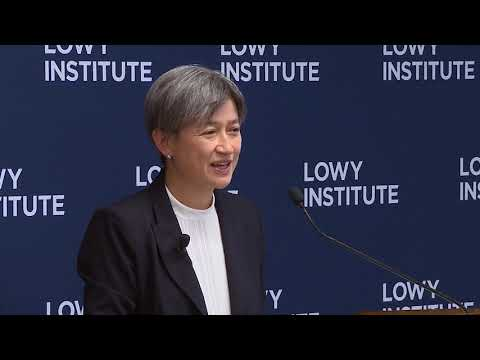 The Lowy Institute & 1MM bring you Senator Penny Wong