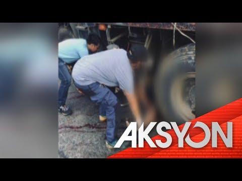 [News5]  Truck vs. motorsiklo sa Bukidnon