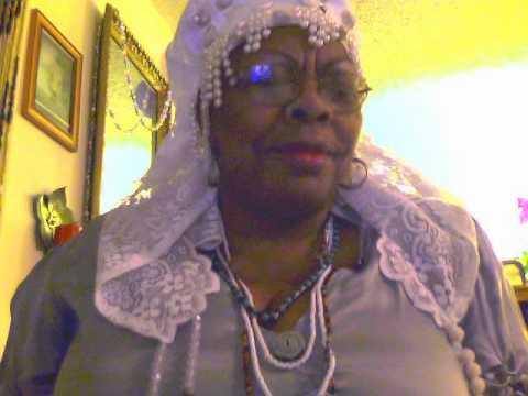 Sexy Black Mama