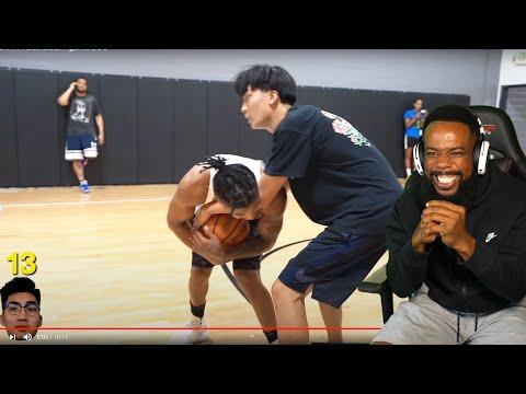 HEATED PHYSICAL 1v1! RICEGUM TOUGH 1v1 Basketball Against DDG!