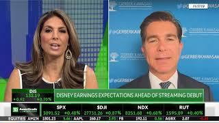 Disney Bull Ross Gerber Previews Earnings