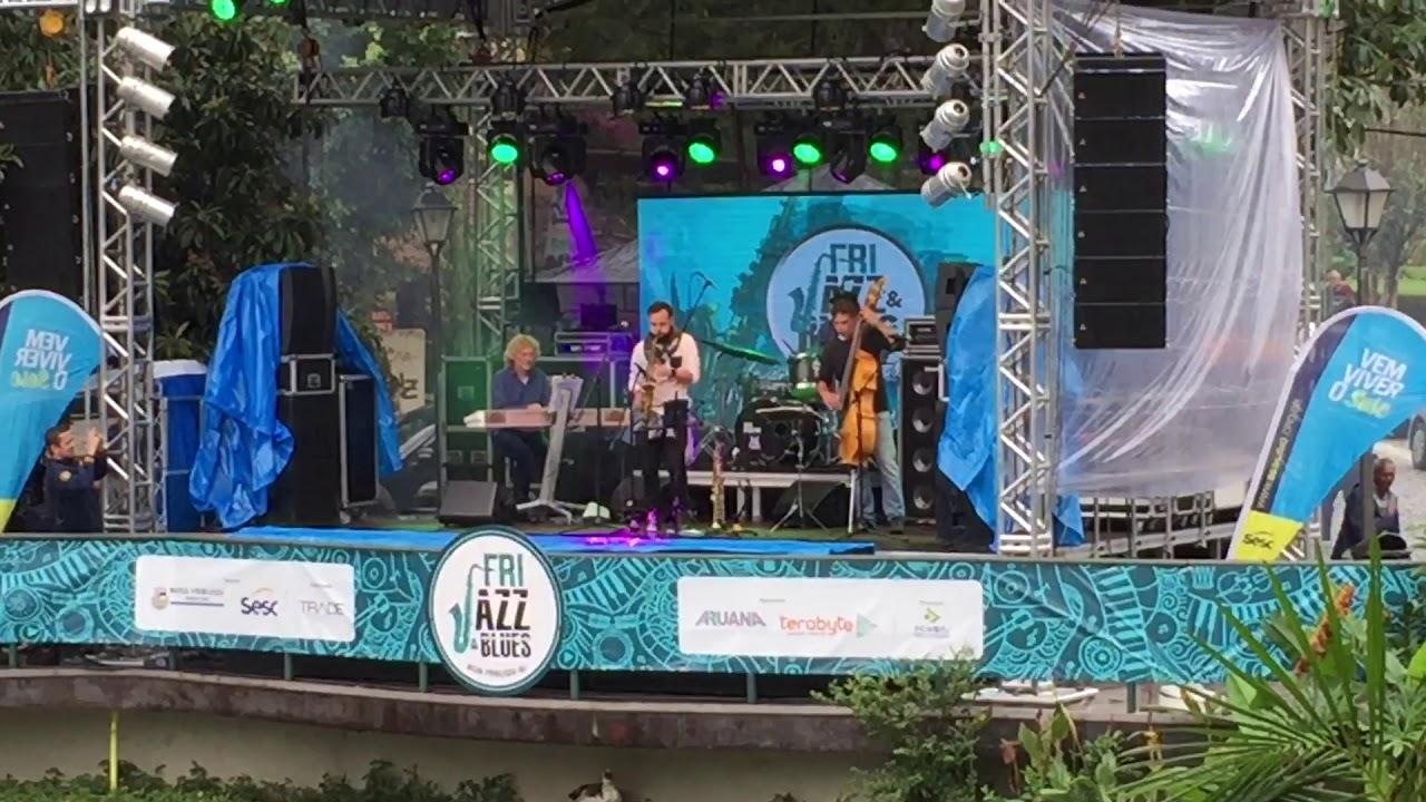 Fri Jazz & Blues Festival: Show de Jazztopia em Lumiar