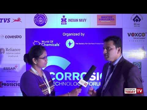 Prashant Dhamdhere, Kansai Nerolac - Corrosion Technology Forum 2018