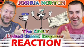 Joshua Norton, the Only United States Emperor! Sam O'Nella Academy REACTION