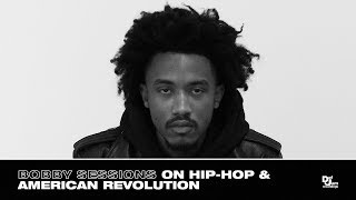 NO SHORTCUTS: Bobby Sessions on Hip-Hop & American Revolution
