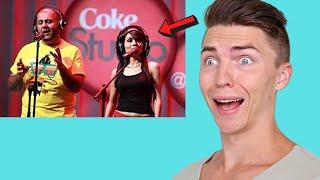 VOCAL COACH Justin Reacts to Madari - Vishal Dadlani, Sonu Kakkar & Clinton Cerejo   Coke Studio