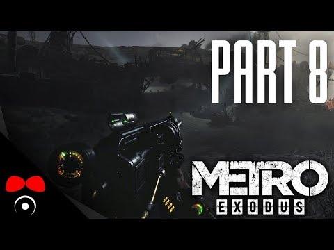 100% MAD MAX! | Metro Exodus #8