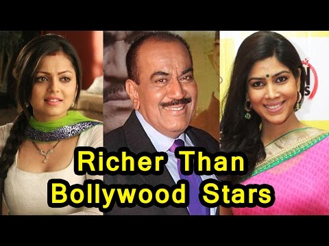 11 TV Stars Who Are Richer Than Bollywood Stars | 2017