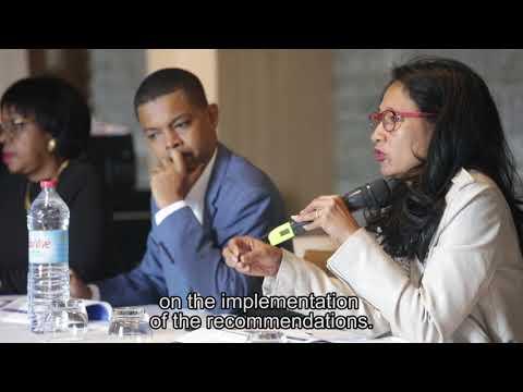 MOE UE Madagascar 2018: Ateliers de restitution