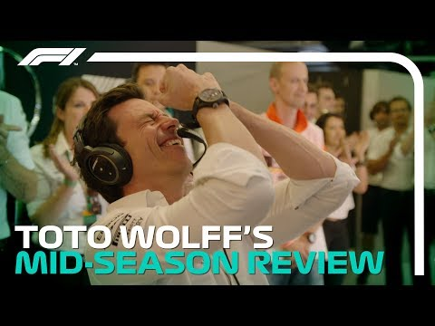 Toto Wolff's Mid-Season Catchup | Mercedes Boss on 2019 So Far
