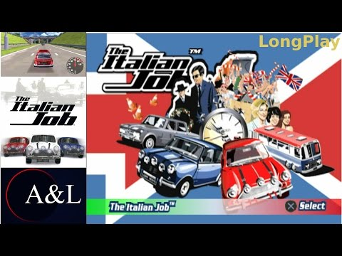 the italian job playstation 2