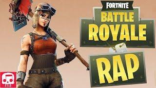 "FORTNITE BATTLE ROYALE RAP by JT Music (feat. Rockit Gaming) - ""Battle Bus Boogie"""