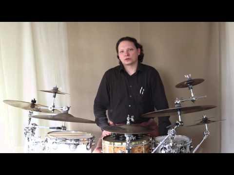 Schlagzeug spielen: Christmas Drumsolo – Frohe Weihnachten!