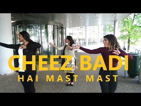 Cheez Badi || Machine || Easy Bollywood Dance || Choreography