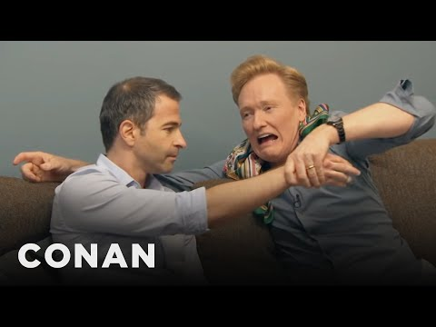 Conan Takes Jordan Schlansky To Couples Counseling  - CONAN on TBS (видео)