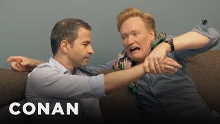 Conan Takes Jordan Schlansky To Couples Counseling  - CONAN on TBS
