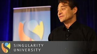 Peter Diamandis and The Best Way to Predict The Future | Singularity University