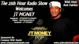 JT MONEY - Miami Based Rap Artist - Billboard Music Awards Winner (Rap Single Of The Year)