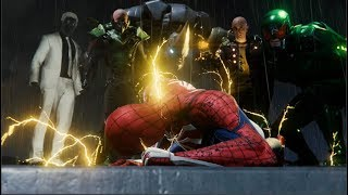 Spiderman Vs Sinister Six - Marvel's Spider-Man