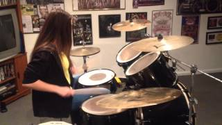 Wipeout  Drum Cover  Surfaris