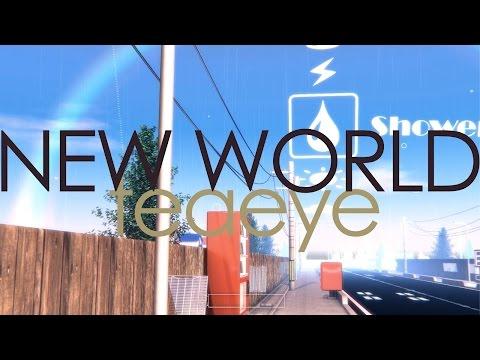 【初音ミク】NEW WORLD / teaeye (Miku Hatsune)