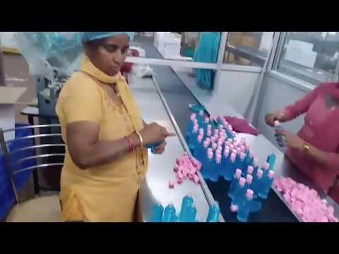 Automatic Liquid Filling Machine / Hand Sanitizer Filling Machine
