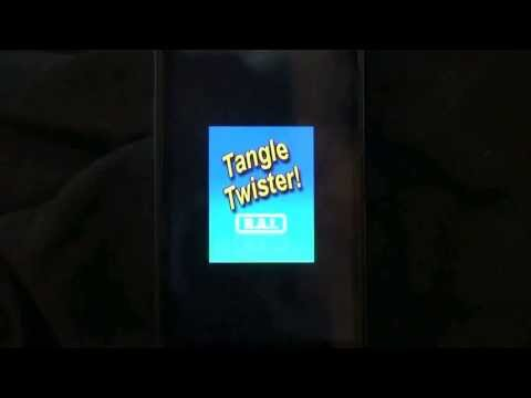 Video of Tangle Twister