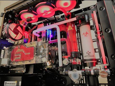 水冷システムの作成相談にのります テキストや動画も交えて水冷PC組み込みをお手伝いします! イメージ1
