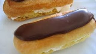 How to make eclairs