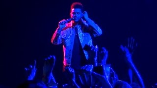 The Weeknd   Party Monster Live @ AccorHotels Arena, Paris, 2017
