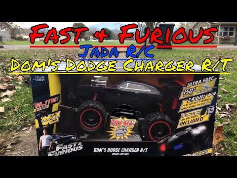 Fast & Furious Jada R/C - Elite Offroad - Dom's Dodge Charger R/T