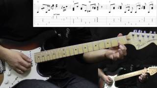 Jimi Hendrix - The Wind Cries Mary - Blues Guitar Lesson (with TABS)