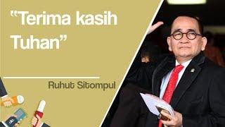 Ruhut Sitompul: Terima Kasih Tuhan, Selama Ini yang Aku Tulis Jokowi 1X di Twitter Jadi Kenyataan