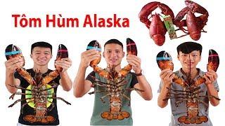 Hữu Bộ | Lần Đầu Ăn Tôm Hùm Alaska