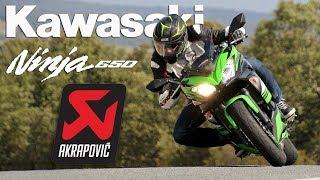 Kawasaki Ninja 650 2017 Pure Sound