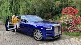 New Rolls Royce Phantom - World's Most Luxurious Car!