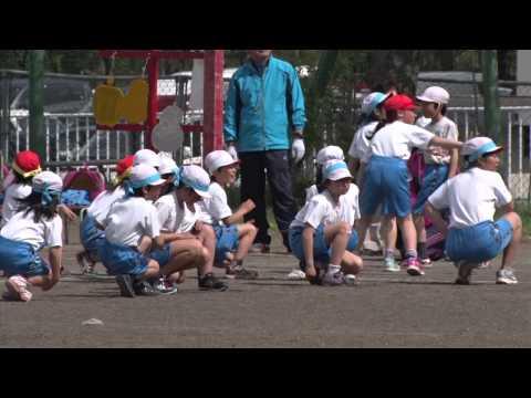 柏台小学校 運動会