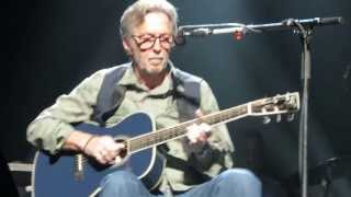 Layla - (Acoustic) - Eric Clapton - Pittsburgh 2013