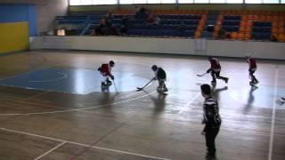 preview picture of video 'Herzlia Wolves vs. Kfar Saba - Israeli Junior Bauer League '02-'03 (Jan 10, 2015)'