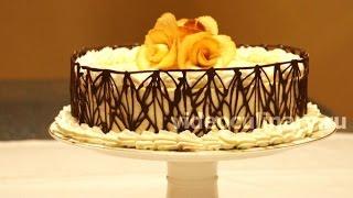 Смотреть онлайн Печем один из самых красивых тортов, Бавария